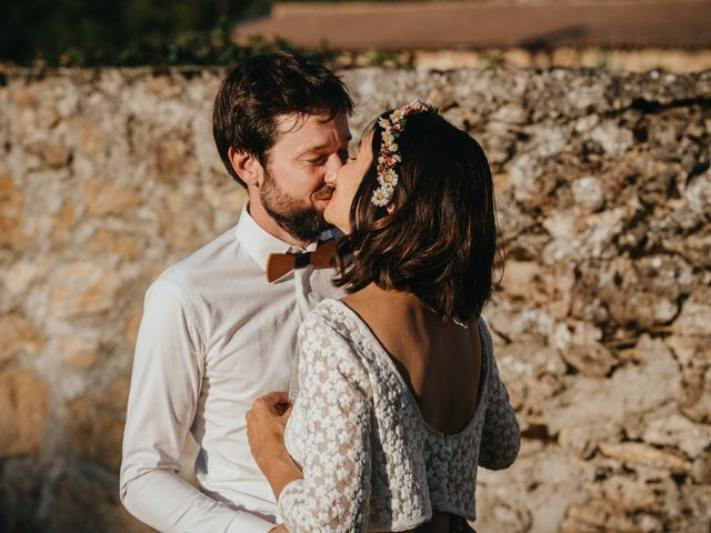 Le mariage de Bertrand et Chloé à Lemps, Ardèche 25