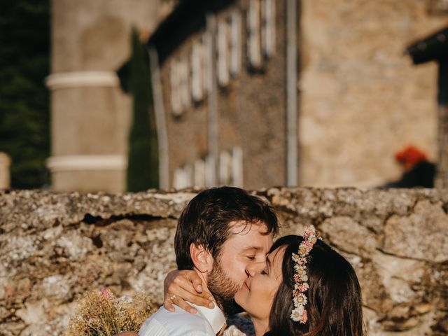 Le mariage de Bertrand et Chloé à Lemps, Ardèche 29