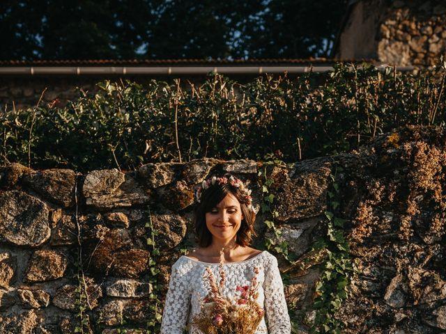 Le mariage de Bertrand et Chloé à Lemps, Ardèche 30