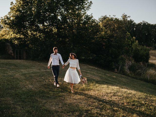Le mariage de Bertrand et Chloé à Lemps, Ardèche 31
