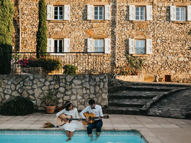 Le mariage de Bertrand et Chloé à Lemps, Ardèche 39