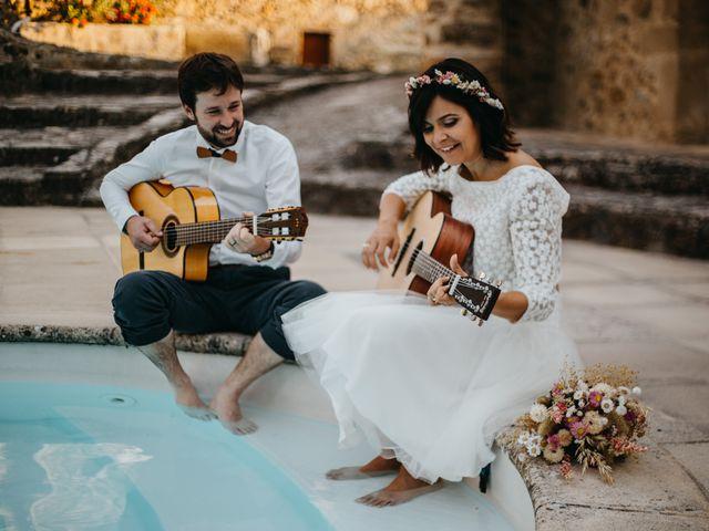 Le mariage de Bertrand et Chloé à Lemps, Ardèche 41
