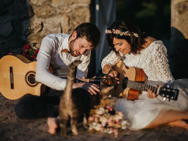 Le mariage de Chloé et Bertrand