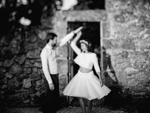 Le mariage de Bertrand et Chloé à Lemps, Ardèche 2