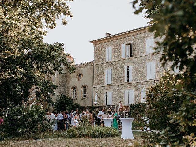 Le mariage de Bertrand et Chloé à Lemps, Ardèche 44