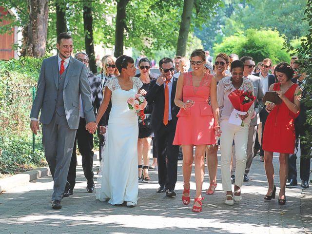 Le mariage de Nicolas et Marion à Lille, Nord 15