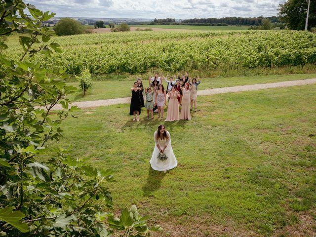 Le mariage de Tony et Lucie à Migné-Auxances, Vienne 5