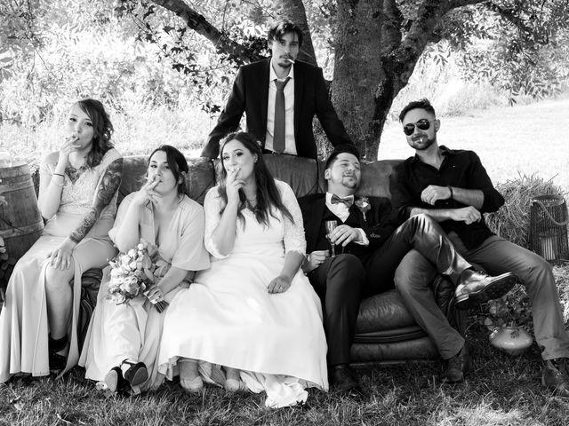 Le mariage de Tony et Lucie à Migné-Auxances, Vienne 8
