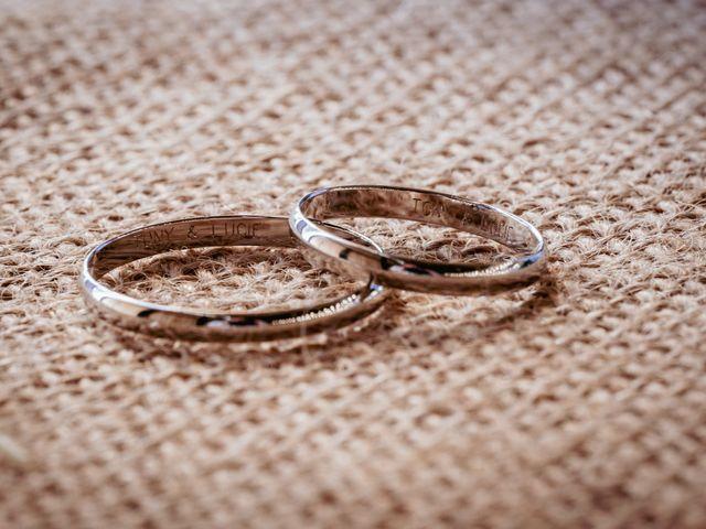 Le mariage de Tony et Lucie à Migné-Auxances, Vienne 17