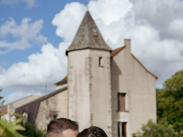 Le mariage de Tony et Lucie à Migné-Auxances, Vienne 19