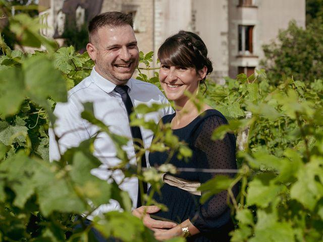 Le mariage de Tony et Lucie à Migné-Auxances, Vienne 20