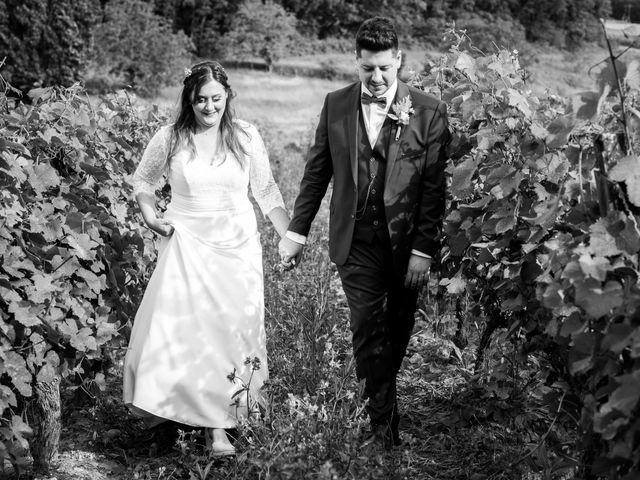 Le mariage de Tony et Lucie à Migné-Auxances, Vienne 24