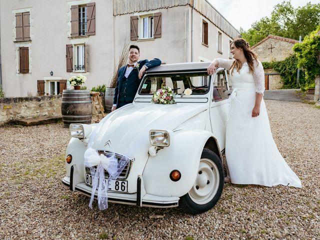 Le mariage de Tony et Lucie à Migné-Auxances, Vienne 27