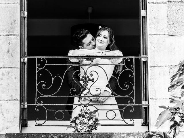 Le mariage de Tony et Lucie à Migné-Auxances, Vienne 28