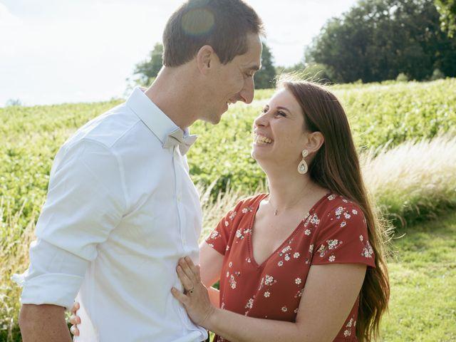Le mariage de Tony et Lucie à Migné-Auxances, Vienne 34