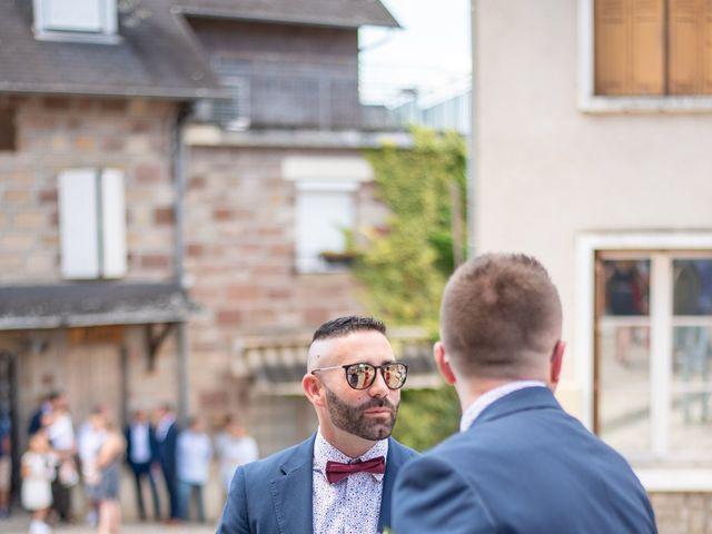 Le mariage de Ludovic et Cassandra à Turenne, Corrèze 13