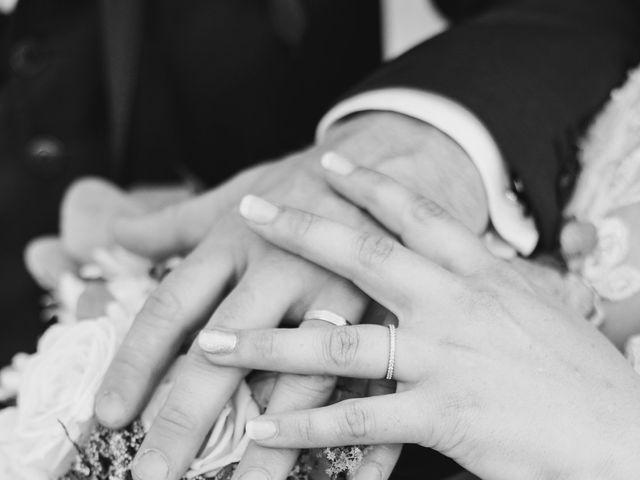 Le mariage de Ludovic et Cassandra à Turenne, Corrèze 23