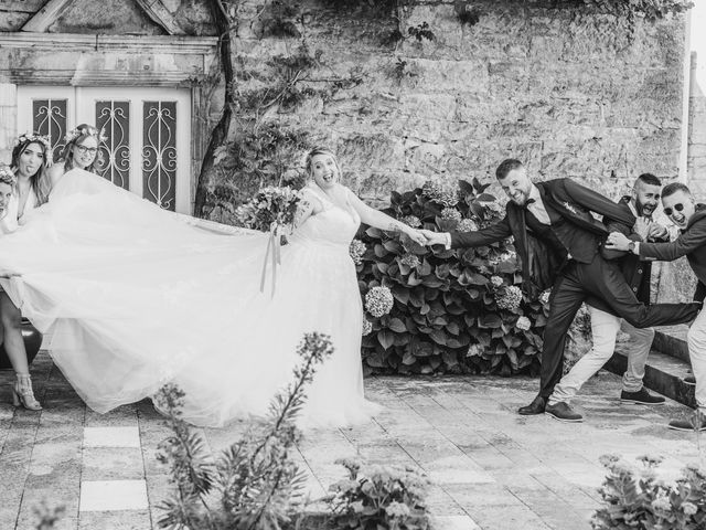 Le mariage de Ludovic et Cassandra à Turenne, Corrèze 27