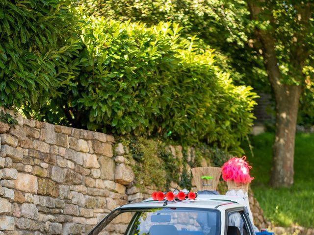 Le mariage de Ludovic et Cassandra à Turenne, Corrèze 28