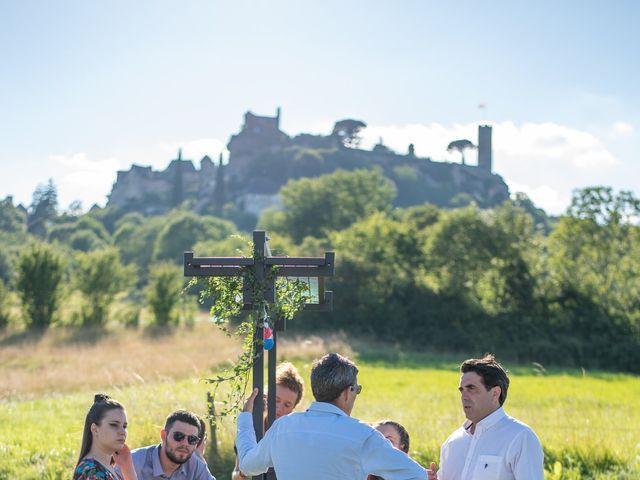 Le mariage de Ludovic et Cassandra à Turenne, Corrèze 31