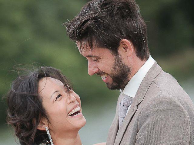 Le mariage de Nicolas et Jenny à Rennes, Ille et Vilaine 4