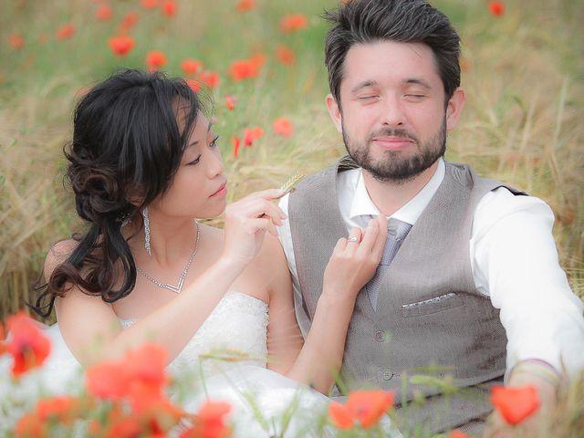 Le mariage de Nicolas et Jenny à Rennes, Ille et Vilaine 5
