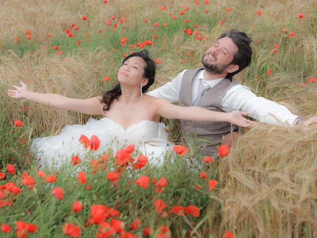Le mariage de Nicolas et Jenny à Rennes, Ille et Vilaine 6