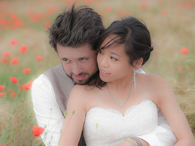 Le mariage de Nicolas et Jenny à Rennes, Ille et Vilaine 7