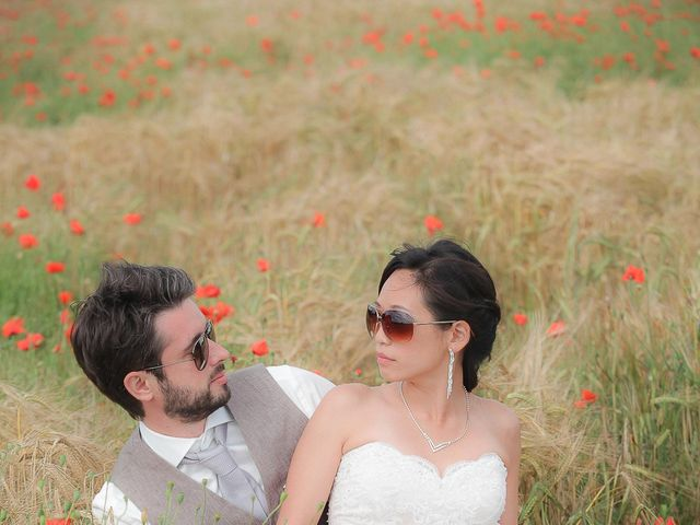 Le mariage de Nicolas et Jenny à Rennes, Ille et Vilaine 10