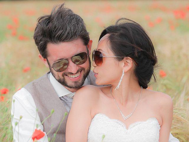 Le mariage de Nicolas et Jenny à Rennes, Ille et Vilaine 11