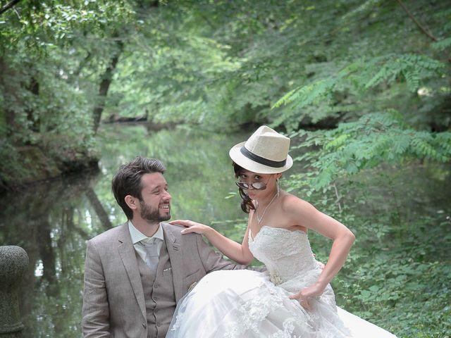 Le mariage de Nicolas et Jenny à Rennes, Ille et Vilaine 12