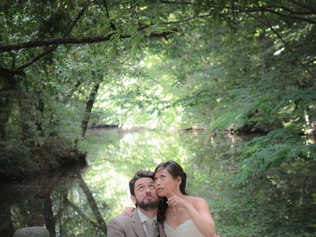 Le mariage de Nicolas et Jenny à Rennes, Ille et Vilaine 13