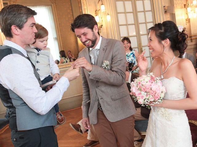 Le mariage de Nicolas et Jenny à Rennes, Ille et Vilaine 34
