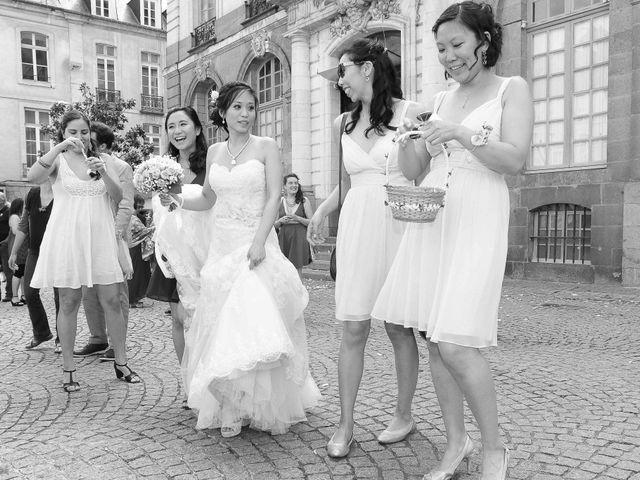 Le mariage de Nicolas et Jenny à Rennes, Ille et Vilaine 37