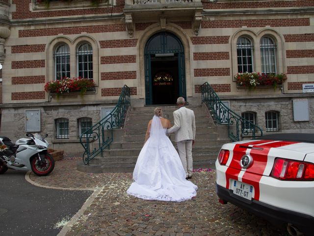 Le mariage de Guillaume  et Samantha à Vendin-le-Vieil, Pas-de-Calais 1