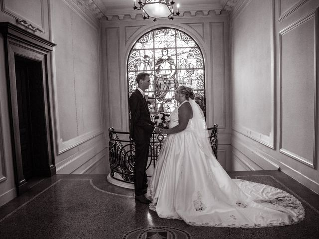 Le mariage de Samantha et Guillaume