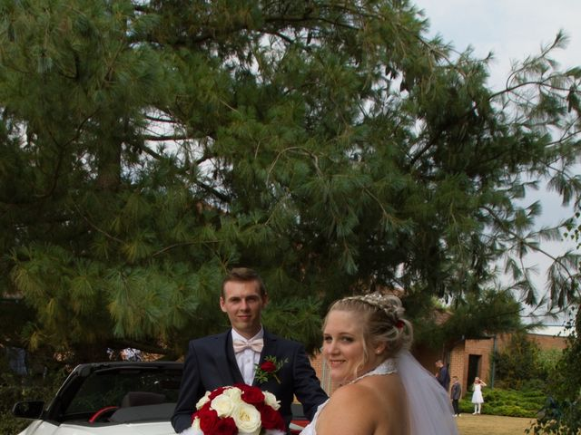 Le mariage de Guillaume  et Samantha à Vendin-le-Vieil, Pas-de-Calais 5