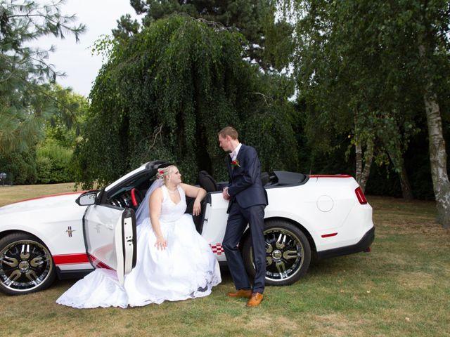 Le mariage de Guillaume  et Samantha à Vendin-le-Vieil, Pas-de-Calais 7