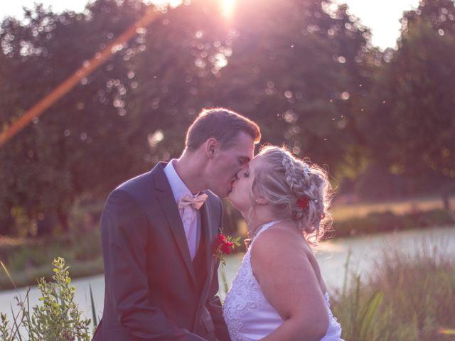 Le mariage de Guillaume  et Samantha à Vendin-le-Vieil, Pas-de-Calais 14