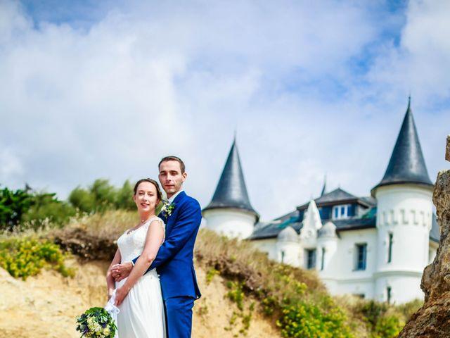 Le mariage de Florian et Julianne à Pornichet, Loire Atlantique 17