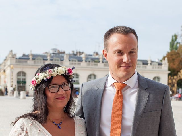 Le mariage de Étienne et Aveline à Nancy, Meurthe-et-Moselle 3