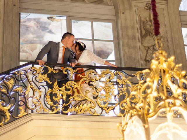 Le mariage de Étienne et Aveline à Nancy, Meurthe-et-Moselle 5