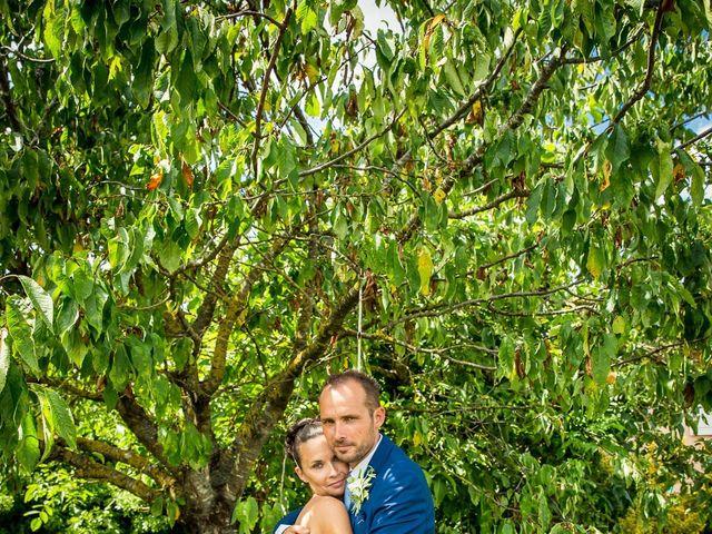 Le mariage de Cédric et Julie à Saint-Loup-Cammas, Haute-Garonne 1