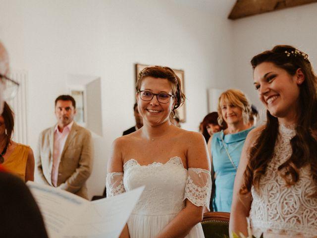 Le mariage de Clémence et Clémence à Charentilly, Indre-et-Loire 34