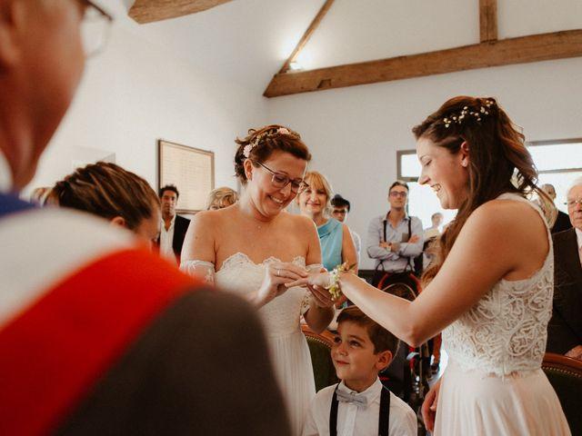 Le mariage de Clémence et Clémence à Charentilly, Indre-et-Loire 38