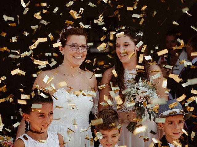 Le mariage de Clémence et Clémence à Charentilly, Indre-et-Loire 41