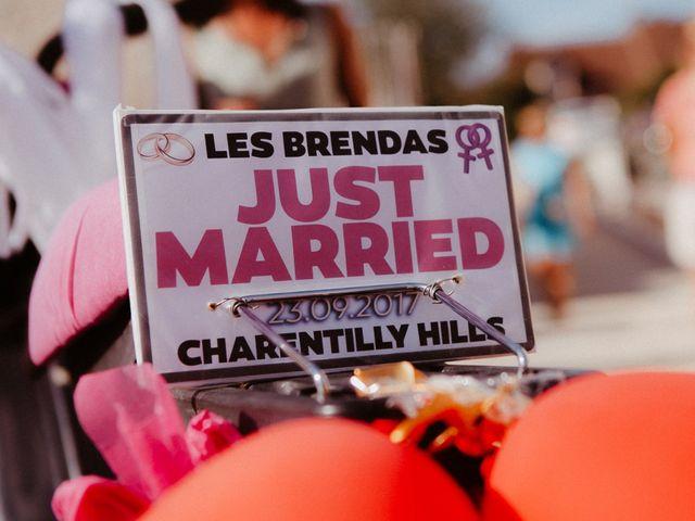Le mariage de Clémence et Clémence à Charentilly, Indre-et-Loire 45