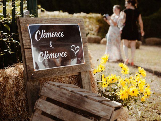 Le mariage de Clémence et Clémence à Charentilly, Indre-et-Loire 48