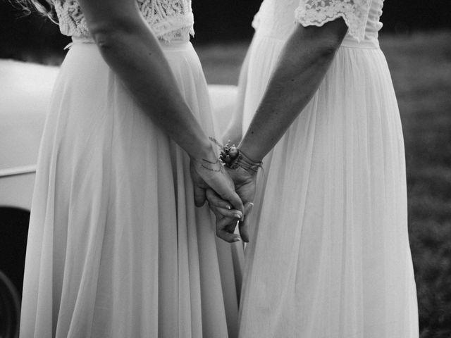 Le mariage de Clémence et Clémence à Charentilly, Indre-et-Loire 58