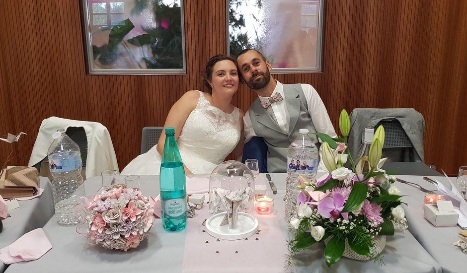Le mariage de Jonathan et Aline à Saffré, Loire Atlantique